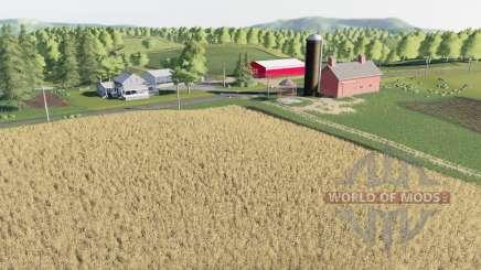 Richland County für Farming Simulator 2017