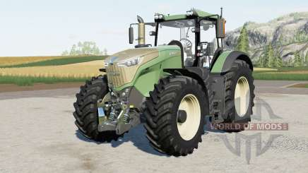 Fendt 1000 Variᴏ pour Farming Simulator 2017