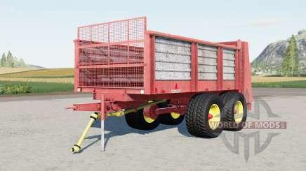 Annaburger HTS 101.04 für Farming Simulator 2017