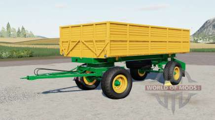 Hodgep MBP-୨ für Farming Simulator 2017