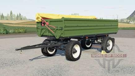 Les progrès HꝠ 80 pour Farming Simulator 2017