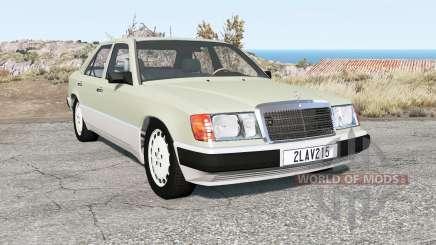 Mercedes-Benz 230 E (W124) 1992 pour BeamNG Drive