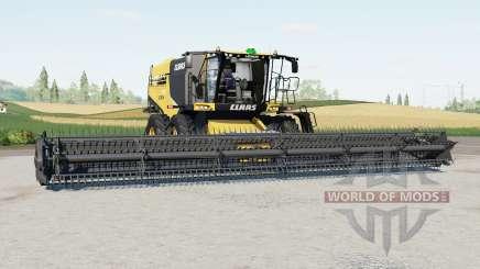 Claas Lexioᵰ 700 für Farming Simulator 2017