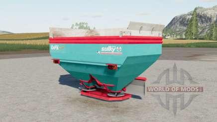 Sulky DPX expert für Farming Simulator 2017