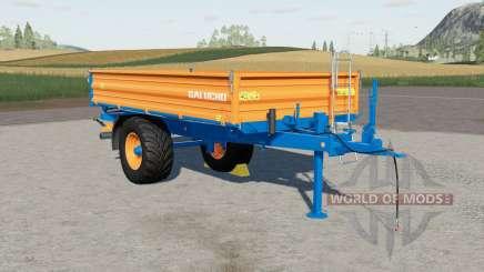 Galucho PB-5000 pour Farming Simulator 2017