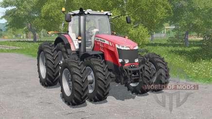 Massey Ferguson 8700-serieᵴ für Farming Simulator 2017