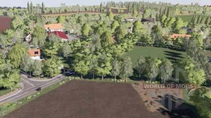 Gemeinde Radᶒ für Farming Simulator 2017