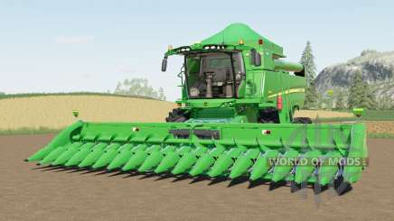 John Deere S500&S600 series pour Farming Simulator 2017