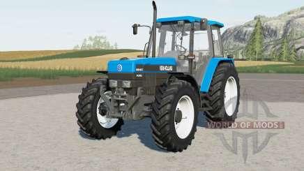 New Holland 40-serieᵴ pour Farming Simulator 2017