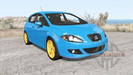 Seat Leon (1P) 2005 pour BeamNG Drive