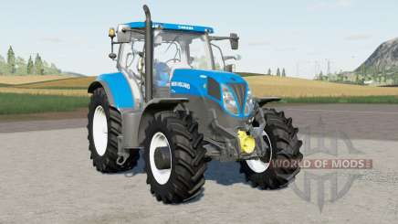 New Holland T7.Ձ10 für Farming Simulator 2017