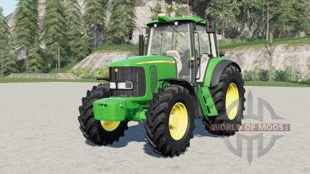 John Deere 6020-serieȿ pour Farming Simulator 2017
