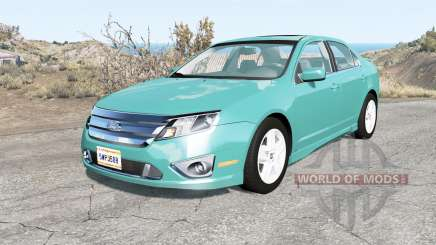 Ford Fusion Sport (CD338) 2010 pour BeamNG Drive