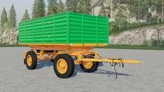 Autosan D-50 & D-55 pour Farming Simulator 2017