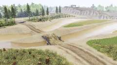Pahomshchina pour Spin Tires