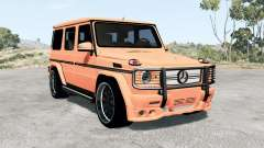 Mercedes-Benz G 65 AMG (W463) 2012 pour BeamNG Drive