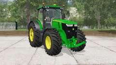 John Deere 7290Ɍ pour Farming Simulator 2015
