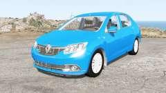 Renault Logan 2014 pour BeamNG Drive