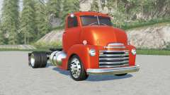 Chevrolet COE semi truck tractor pour Farming Simulator 2017