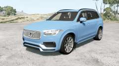 Volvo XC90 T8 R-Design 2016 v1.1 pour BeamNG Drive
