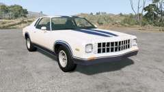 Bruckell Moonhawk remodelled v1.2.4 pour BeamNG Drive