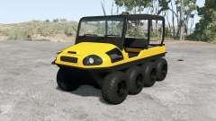 Labrador Beaver 8x8 v1.11 pour BeamNG Drive