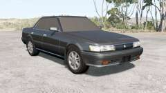 Toyota Chaser GT Twin Turbo (GX81) 1990 pour BeamNG Drive