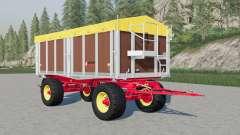Kroger Agroliner HKD 302 v1.1 für Farming Simulator 2017