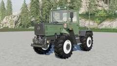 Mercedes-Benz Trac 1000 & 1100 für Farming Simulator 2017