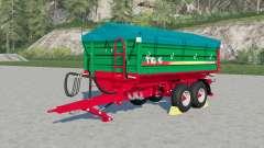 Metaltech TB-series pour Farming Simulator 2017