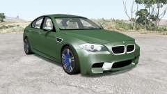 BMW M5 (F10) Ձ011 pour BeamNG Drive
