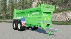 Joskin Tornado3 6516-19V pour Farming Simulator 2017