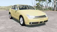 Ford Focus sedan (NA2) 2008 v1.1 pour BeamNG Drive