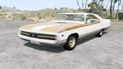 Chrysler 300-H Hurst (CM23) 1970 für BeamNG Drive