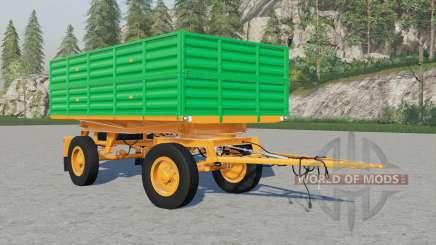 Autosan D-50 & D-55 für Farming Simulator 2017