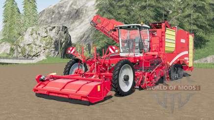 Grimme Varitron 470 Platinum TerraTrac 20 meters für Farming Simulator 2017