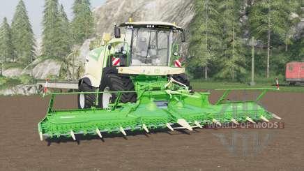 Krone BiǤ X 1180 für Farming Simulator 2017