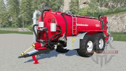 Schuitemaker Robusta 225 v1.2 für Farming Simulator 2017