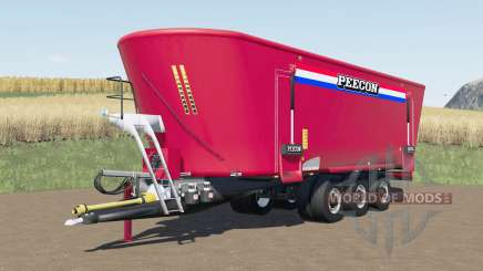 Peecon Mega Mammoet autoload v1.0.0.3 für Farming Simulator 2017