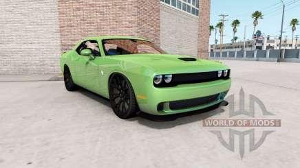 Dodge Challenger SRT Hellcat (LC) 2018 v1.2 pour American Truck Simulator