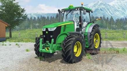 John Deere 7200Ɍ für Farming Simulator 2013