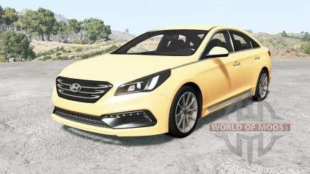 Hyundai Sonata Sport (LF) 2015 v1.1 für BeamNG Drive