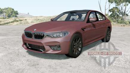 BMW M5 Competition (F90) 2018 für BeamNG Drive