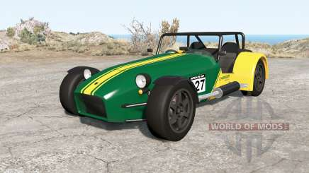 Caterham Seven v2.1 pour BeamNG Drive