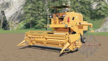 Bizon Supeɾ Z056 pour Farming Simulator 2017
