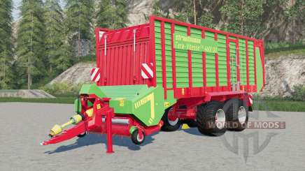 Strautmann Tera-Vitesse CFS 4601 DꝌ für Farming Simulator 2017