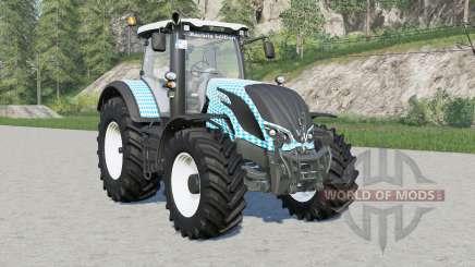 Valtra S-series Bavaria Edition pour Farming Simulator 2017