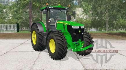 John Deere 7290Ɍ für Farming Simulator 2015