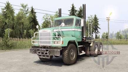 Freightliner M916A1 für Spin Tires