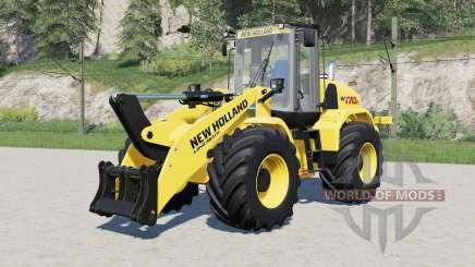 New Holland W170C pour Farming Simulator 2017